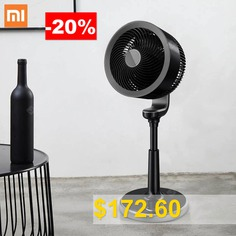 Xiaomi #Air #Circulating #Fan #Floor #Standing #Fan #Home #Cycle #Security #Seasons #Universal #Height