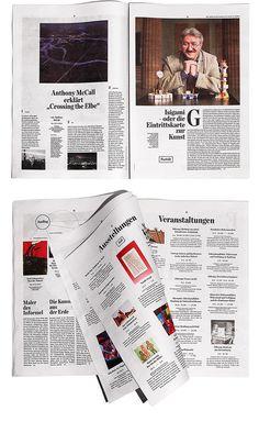 HERBURG WEILAND #composition #editorial #typography