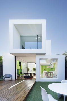 Shakin Stevens House by Matt Gibson Architecture + Design #architecture #design #inspiration #modern
