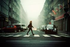 Beautiful and Inspired Downtown Photography by Erik Witsoe