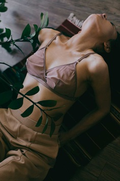 Elegant Fashion and Beauty Photography by Julia Luzina
