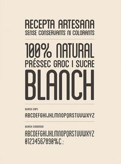 Fruita Blanch : Lovely Stationery . Curating the very best of stationery design #typography