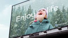 Visuelle #typography #billboard