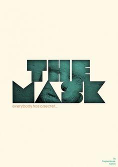 Todos os tamanhos | the mask | Flickr – Compartilhamento de fotos! #design #mask #poster