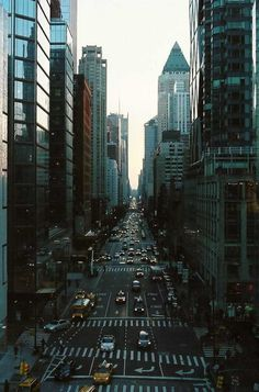 New York by Miranda Barnes #photography #inspiration #art