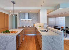 Water Street Flat in Washington / Richard Williams Architects