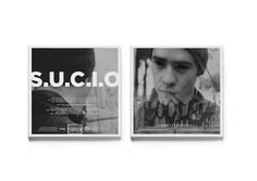 · S.U.C.I.O ·/ · M T R S · #branding #mentesrotas #menterrotas #bytomas #artcd #hiphop #brand #poster #art #music #rap #dirty #cd