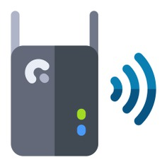 See more icon inspiration related to smart, repeater, electronics, signal, sign and technology on Flaticon.