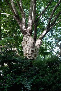 spontaneous_city_london_fieldworks6 #birdhouse
