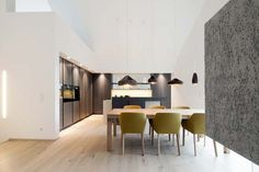 Penthouse B by destilat #interior #minimalist #minimal #minimalism