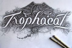 Joachim Vu #handcrafted #lettering #design #graphic #craftsmanship #type #typography