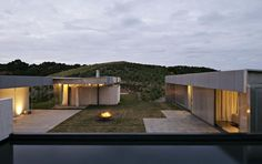 Island Retreat — Residential | Fearon Hay Architects #architecture