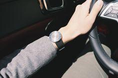 Issey Miyake TO by Tokujin Yoshioka #miyake #issey #yoshioka #tokujin #wearable #minimal #watch #minimally
