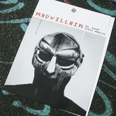 ..:TJ DESIGN::IMAGE DIGGA:.. #doom #design #mf #madvillainy #booklet #madvillain #brochure