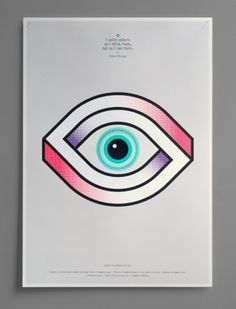 Magpie Studio #magpie #picasso #quote #print #graphic #thoughts #eye #studio #poster