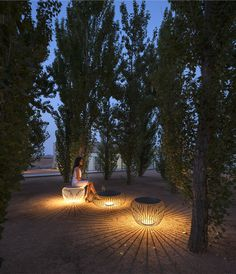 Furniture Meets Light – VIBIA Collection - lights, lamp, lighting #design, #lighting - outdoor, architecture, house, dream home, #outdoor