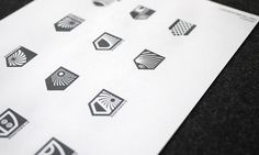 Looks like good Identity Portfolio by snagly #identity #logos #mark #system #shields