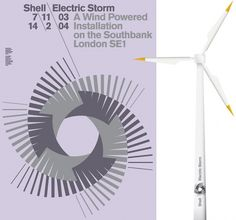Electric Storm | Bibliothèque Design #poster #shell #branding #green