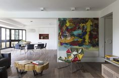 Morumbi Apartment / Julliana Camargo