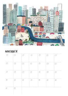 Lizzystewart — 2015 Calendar