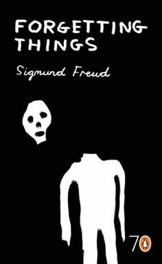 Forgetting Things #freud #book #shrigley #cover #david