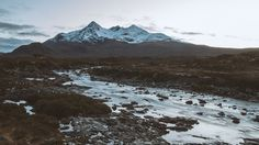 Cuillins by Manadh Photography