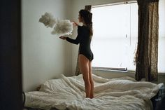 Beautifully Dreamy Photos of Cotton Clouds by Alexis Mire - My Modern Met #cloud #dream #photo
