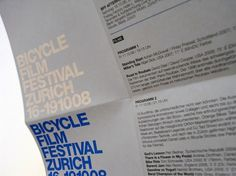 Pascal Alexander #print #bicycle #film festival