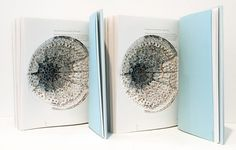 Book and paper sculptures by Noriko Ambe | Colossal #sculpture #book #art
