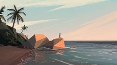 Seagazing on Behance #illustration