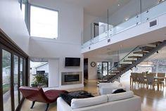 Onestep Creative - The Blog of Josh McDonald » Elenko Residence #lake #architecture #house #modern