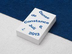 Bureau Collective – Danse de Constance #print