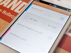 Dscf6461 #iphone #web #mobile #ui