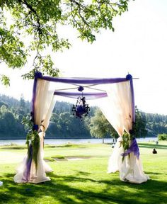 15 Cool Wedding Chuppah Ideas #wedding #chuppah #wedding ideas