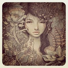 All sizes | . 'Where I Rest' 24 #audreykawasaki