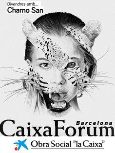 TALK AT CAIXAFORUM BARCELONA