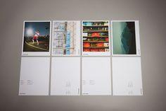Jamie Kripke — Berger #design #minimal #layout #postcard