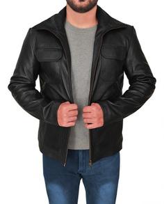 Breaking Bad Aaron Paul Leather Jacket (1) F-O
