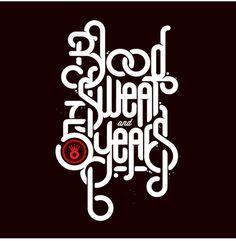 Andre Beato #typography