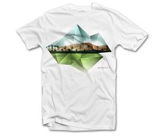 Coachella t-shirt / Edoardo Chavarin #festival #design #shirt #illustration #typograph #shirts