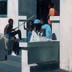Brett Amory | PICDIT #art #painting