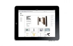 Anagrama | Bulbo #ipad #web
