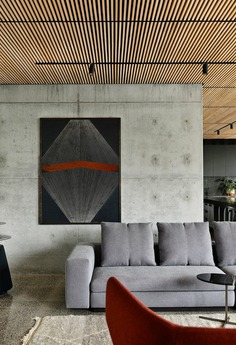 living room / Chamberlain Architects