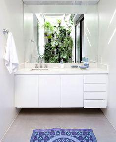 SuperLimao Studio Designed Urban House With Artistic Facade - #decor, #interior, #homedecor, #house, #home, #bath, #bathroom