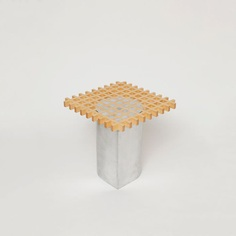 Sonia Side Table by Vonnegut Kraft