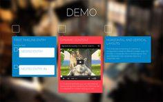 Dynamic Timeline : Resonsive jQuery Timeline Plugin