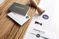 Get Your Fix — Hook & Eye Branding by Dittel | Architekten #photo