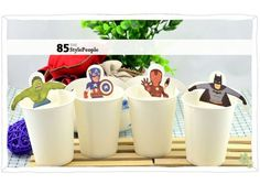 Super Heroes Teabags #super #heroes #gadget #home #marvel #tea