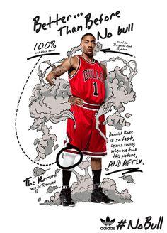 Adidas No bull