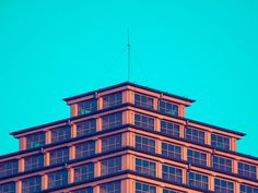 SGH, Warsaw by Victor Malin #abstract #photo #warsaw #photograpgy #sgh #symmetry